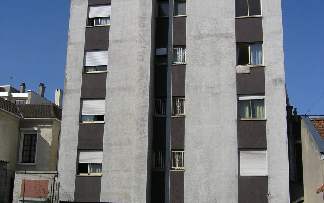 Ravalement de façade Avenue Carnot